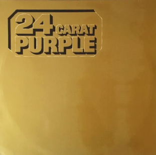 Deep Purple ‎- 24 Carat Purple (LP) (EX/EX-) (2)
